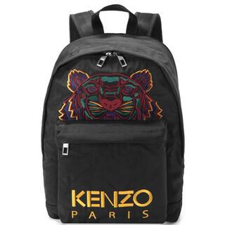 ケンゾー(KENZO)の(ケンゾー) KENZO バックパック ラージ ブラック (リュック/バックパック)
