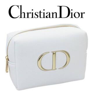 Christian Dior - 【Dior】クリスチャン・ディオール CSビッグロゴ 限定 ノベルティポーチ