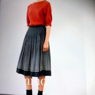 マーガレットハウエル(MARGARET HOWELL)のマーガレットハウエル  スカート ハーフムーン(ひざ丈スカート)