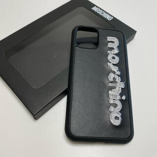 モスキーノ(MOSCHINO)の【新品/未使用】MOSCHINO iPhone 11pro ケース(iPhoneケース)