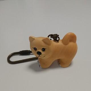 リサラーソン(Lisa Larson)のリサラーソン キーホルダー 柴犬 レア!(キーホルダー)