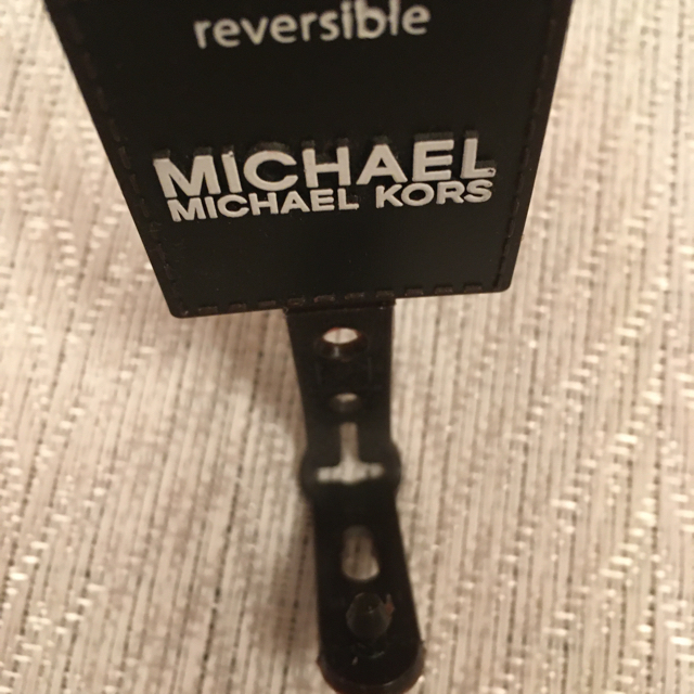 Michael Kors(マイケルコース)のマイケルコース  ベルト ハンガー レディースのファッション小物(ベルト)の商品写真