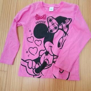 ディズニー(Disney)のミニー 長袖(Tシャツ/カットソー)