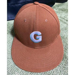 "GOLF WANG ""G"" LOGO CAP(キャップ)"