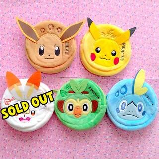 ポケモン - 最終sale!! ポケモン ポーチ 各550円 2個~500円