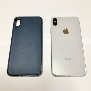 Apple - 【SIMフリー】iPhone Xs Max 256GB シルバー