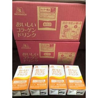 モリナガセイカ(森永製菓)のおいしいコラーゲンドリンク 28本セット森永(コラーゲン)