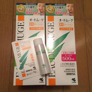 コバヤシセイヤク(小林製薬)の小林製薬 オードムーゲ 500ml 2本セット(化粧水/ローション)