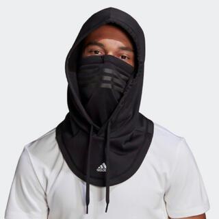 adidas - 新品 アディダス エッセンシャルズ フェイスカバー  ブラック ミディアム
