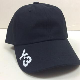 Y-3 - Y-3 コットンキャップ ブラック 新品 正規品です。
