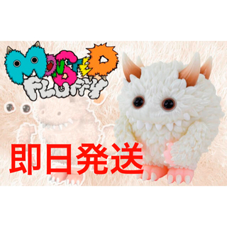 POP MART × INSTINCTOY Monster Fluffy(キャラクターグッズ)