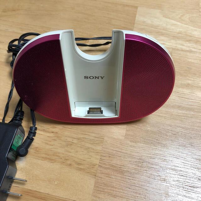 WALKMAN(ウォークマン)のSONY ウォークマン ピンク NW-S644 スマホ/家電/カメラのオーディオ機器(ポータブルプレーヤー)の商品写真