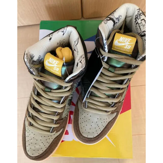 NIKE(ナイキ)の🦆CONCEPTS NIKE SB DUNK  ダンク カモ 26‼️ メンズの靴/シューズ(スニーカー)の商品写真