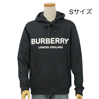 バーバリー(BURBERRY)のBurberry london England パーカー ブラック S 黒(パーカー)
