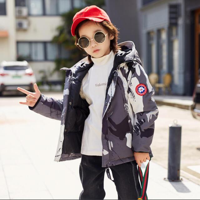 kids アウター ジャケット キッズ/ベビー/マタニティのキッズ服男の子用(90cm~)(ジャケット/上着)の商品写真
