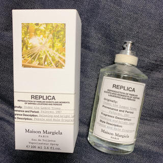 Maison Martin Margiela - マルジェラ 香水 レプリカ アンダーザレモンツリー