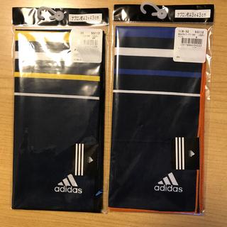 アディダス(adidas)のアディダス 2枚 ランチクロス ハンカチ バンダナ ランチョンマット お弁当包み(弁当用品)