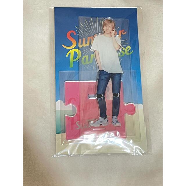 Johnny's(ジャニーズ)の京本大我 サマパラ アクスタ エンタメ/ホビーのタレントグッズ(アイドルグッズ)の商品写真