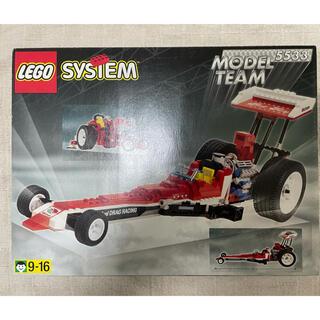 レゴ(Lego)の【新品】1999年発売 LEGO モデルチーム ドラッグスター(その他)