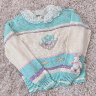 Lochie - 今週限定 レア fancy shell knit