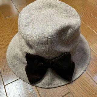 ハッカキッズ(hakka kids)のハッカ ハット Lサイズ HAKKA(帽子)