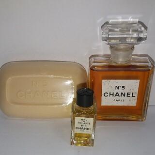 シャネル(CHANEL)のCHANEL3点セット(香水(女性用))