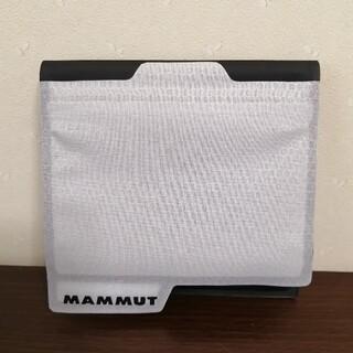 マムート(Mammut)の【新品・訳あり】MAMMUT Smart Wallet Light 白(登山用品)