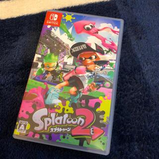 スプラトゥーン2 switch Nintendo