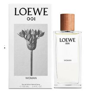 ロエベ(LOEWE)のloewe   ロエベ  オードパルファム 001 woman 香水 100ml(香水(女性用))