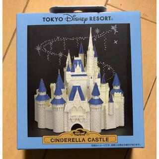 Disney - ディズニー ペーパーナノ シンデレラ城 (箱から出して、箱は折り畳んで発送)