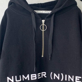 ナンバーナイン(NUMBER (N)INE)のナンバーナイン パーカー(パーカー)