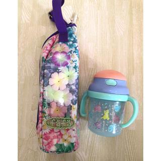 fafa - fafa ベビー水筒&哺乳瓶バッグ セット売り