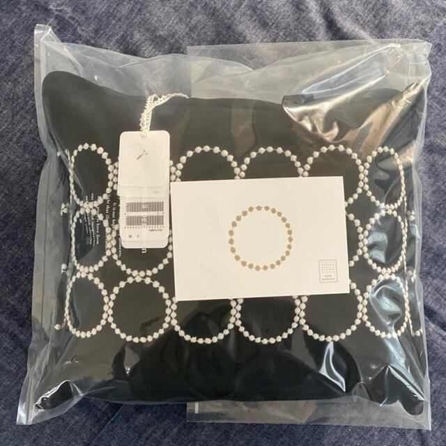 mina perhonen(ミナペルホネン)の専用☆ミナペルホネン タンバリンバッグ スリーピングローズクッション レディースのバッグ(ハンドバッグ)の商品写真