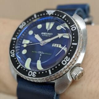 セイコー(SEIKO)のseiko セイコーサードダイバー 6309-7040 カスタム(腕時計(アナログ))