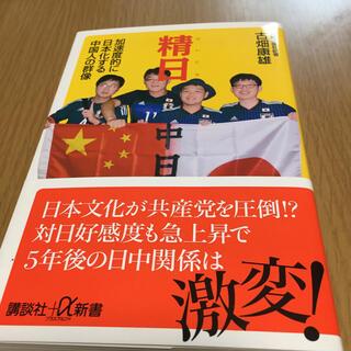 コウダンシャ(講談社)の精日 加速度的に日本化する中国人の群像(文学/小説)