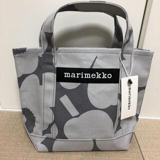 marimekko - ★新品★マリメッコ    トートバッグ グレー