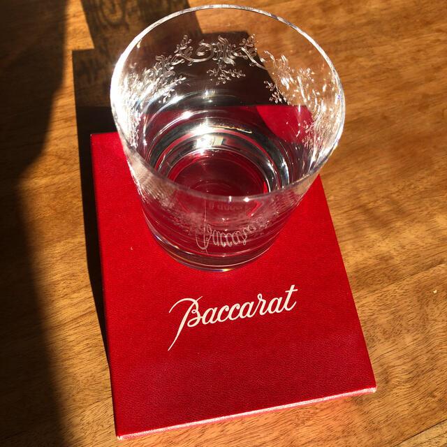 Baccarat(バカラ)のバカラ タンブラー セヴィーヌ ロックグラス 貴重  インテリア/住まい/日用品のキッチン/食器(グラス/カップ)の商品写真