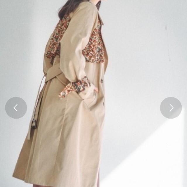idem Zephyr trench coat  レディースのジャケット/アウター(トレンチコート)の商品写真