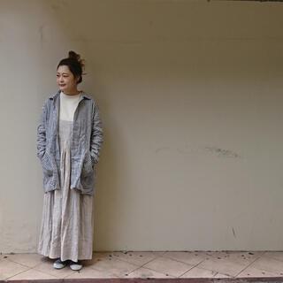 ネストローブ(nest Robe)のネストローブ 襟付きジャケット(fogコラボ)(シャツ/ブラウス(長袖/七分))