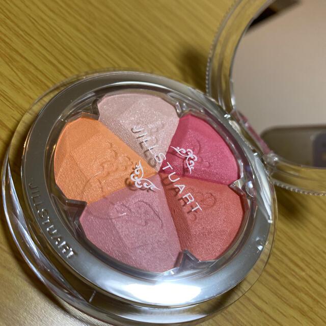 JILLSTUART(ジルスチュアート)のジルスチュアート チーク ブルーム ミックスブラッシュ コンパクト01 コスメ/美容のベースメイク/化粧品(チーク)の商品写真