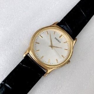 セイコー(SEIKO)のSEIKO V701-A100 メンズクォーツ腕時計 稼動 ベルト未使用(腕時計(アナログ))