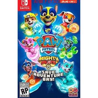 ニンテンドースイッチ(Nintendo Switch)のパウパトロール Mighty Pups switch ソフト(家庭用ゲームソフト)