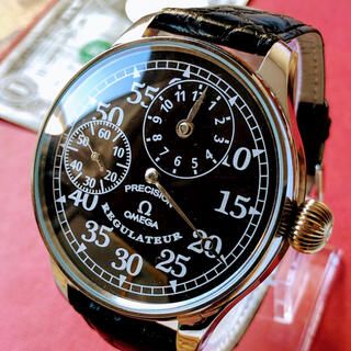 オメガ(OMEGA)の#1103【人気のレギュレーター】メンズ腕時計 オメガ Ω OMEGA (腕時計(アナログ))