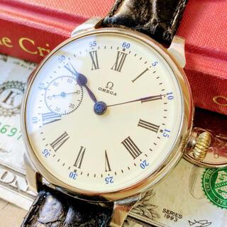 オメガ(OMEGA)の#1109【一目惚れの高級感】オメガ OMEGA メンズ腕時計 動作良好 手巻(腕時計(アナログ))