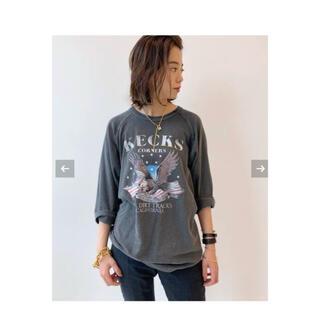 ドゥーズィエムクラス(DEUXIEME CLASSE)のDeuxieme Classe【グッドロックスピード】Kecks Tシャツ(Tシャツ(長袖/七分))