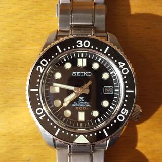 セイコー(SEIKO)の[美品]セイコー PROSPEX マリンマスター SBDX023(腕時計(アナログ))