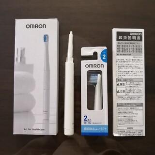 OMRON - オムロン 電動歯ブラシ