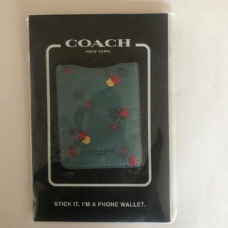 コーチ(COACH)のphone wallet(モバイルケース/カバー)