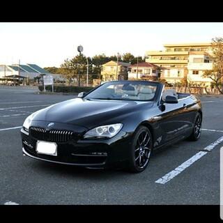 諸費用なし☆BMW650i カブリオレ V8☆H25年式、車検あり☆F12