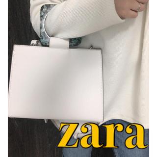 ザラ(ZARA)のザラ ハンドバッグ ショルダーバッグ(ハンドバッグ)